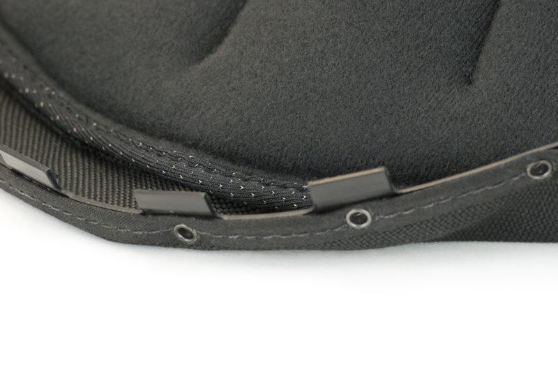 Closeup of Zero-G Liner